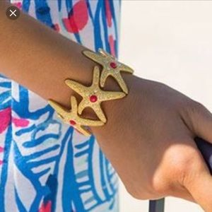 Lilly Pulitzer starfish bangle